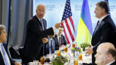 "Will Joe Biden's ""Greedy Tracks"" in Ukraine Derail Presidential Bid?"